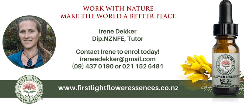 First Light Flower Essences Workshop