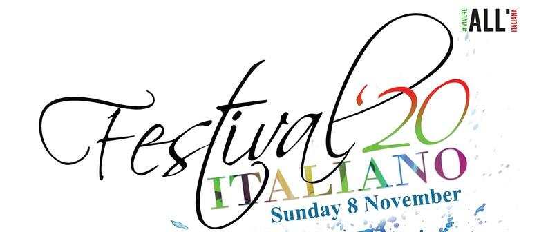 Festival Italiano Auckland 2020