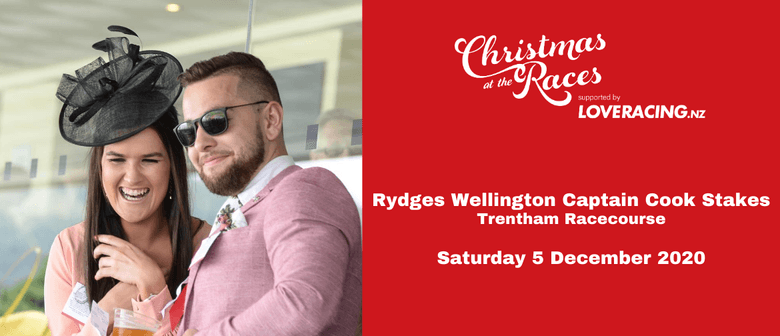 Christmas At The Races Wellington 2020 Christmas at the Races   Upper Hutt   Eventfinda