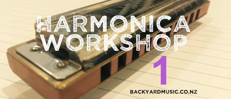 Beginners Harmonica Workshop Stage 1