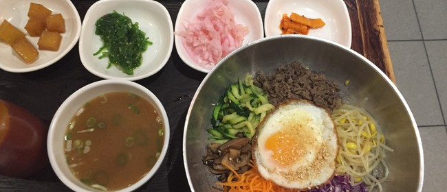 Korean Food Tour
