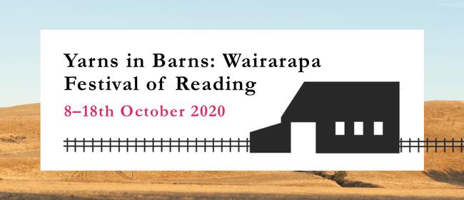 Yarns in Barns: Monique Fiso in conversation w Martin Bosley