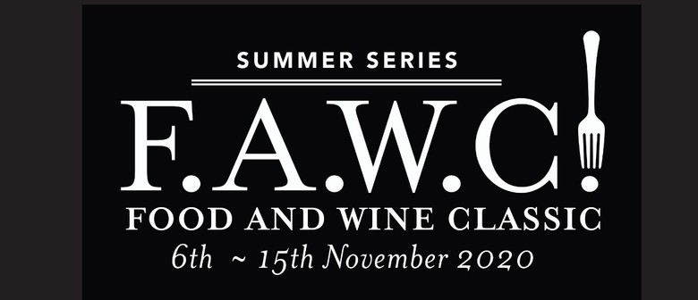 F.A.W.C! Hawke's Bay Wine Car Boot Party
