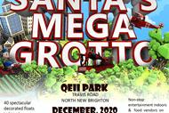 Santa's Mega Grotto