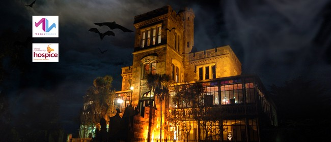Halloween at Larnach Castle