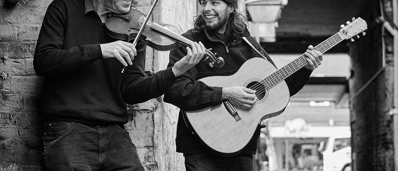 Ren and Rob: Traditional Irish Music: POSTPONED