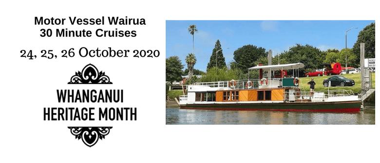 Motor Vessel Wairua 30 Minute Cruises