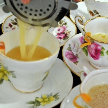 From Hive to Table High Tea