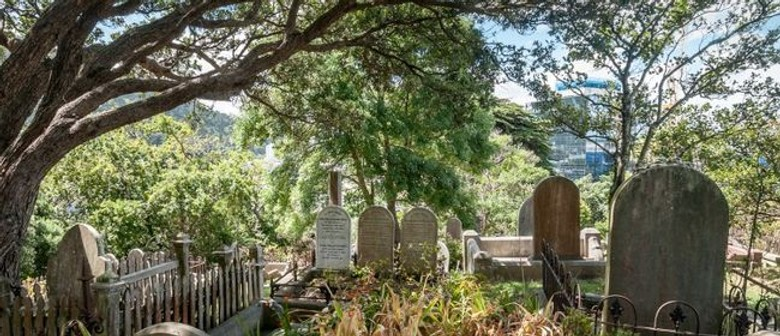 Guided Tour of Bolton Street Cemetery