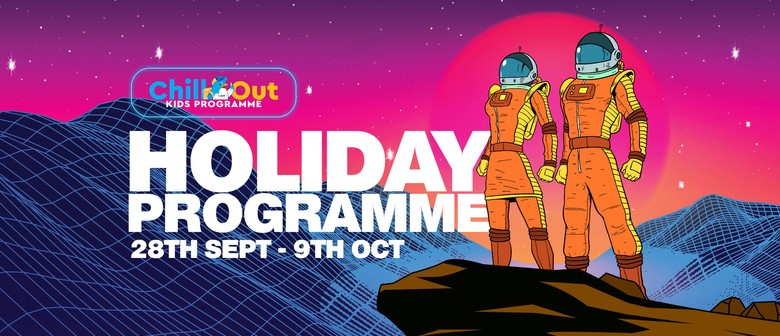 Lido Chill Out October School Holiday Programme 2020