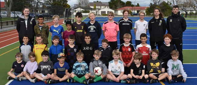 Footie Fix Holiday Programme 5-12 years