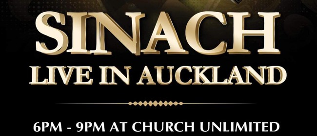 Sinach Live in Auckland