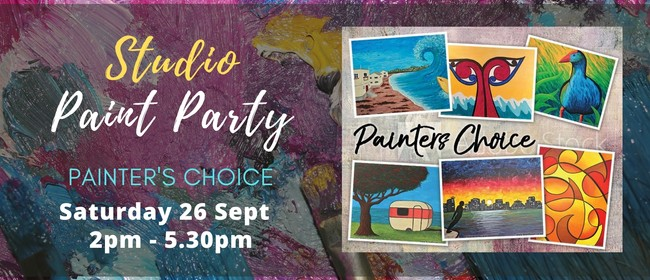 Create Your Own Painting with Heart for Art NZ