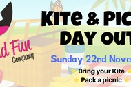 Madd Fun Kite and Picnic Day