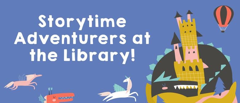 Storytime Adventurers
