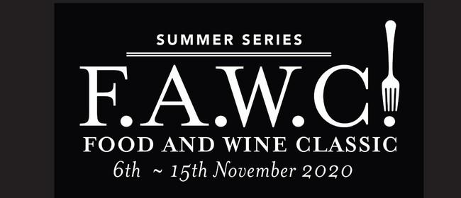 F.A.W.C! Keeping it Local & Fresh