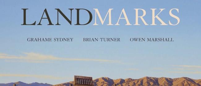 Landmarks: Sydney, Marshall, Turner