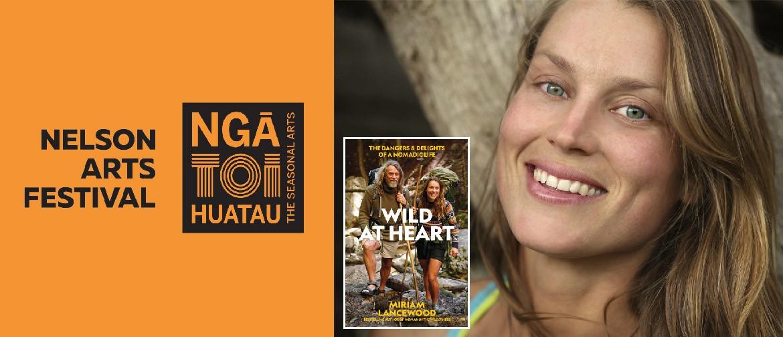 Pukapuka Talks: Miriam Lancewood - Wild At Heart