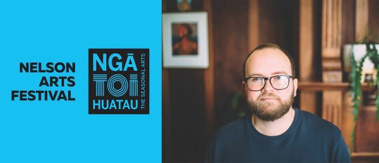 Pukapuka Talks: Writing Funny, Writing Sad