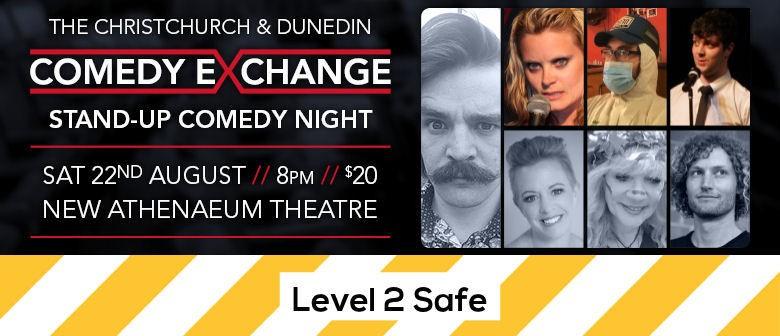 Comedy Exchange (Level 2 Safe)