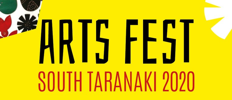 Arts Fest South Taranaki 2020 - RESET 2020