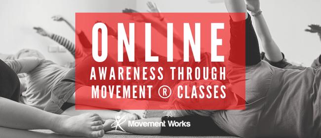 Not Yoga Awareness Through Movement Classes