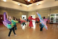 Belly Dance For Beginners With Antonia