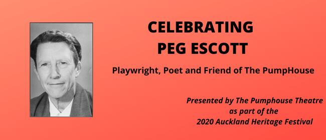 Celebrating Peg Escott