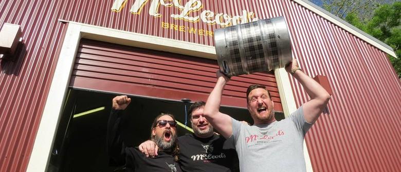 Okere Falls Store - Meet the Brewer Vol. 2 - McLeods Brewery
