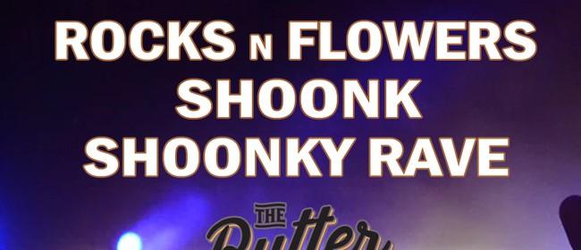 Rocks n Flowers & Shoonk  Fringe Fest Opening Night