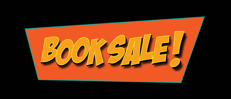 Library Book Sale!