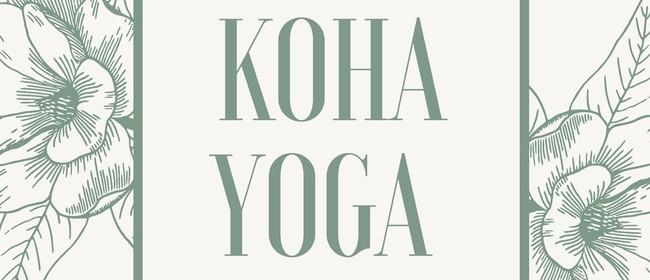 Koha Yoga Class