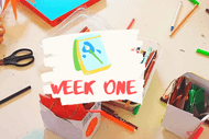 Holiday Arts Programme - Week One