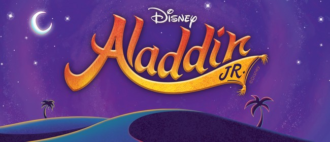 Disney's Aladdin Junior- Elim Christian College