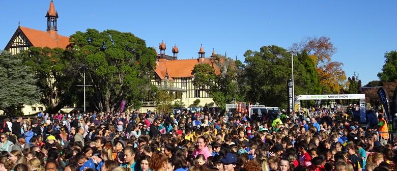 Rotorua Mini Marathon