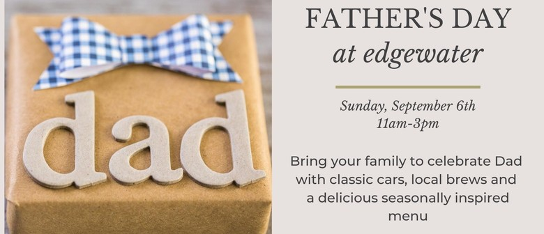Father's Day at Edgewater