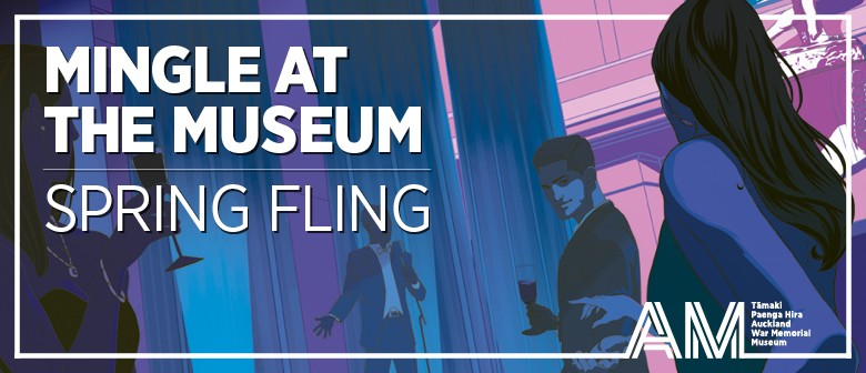 Mingle at the Museum - Spring Fling