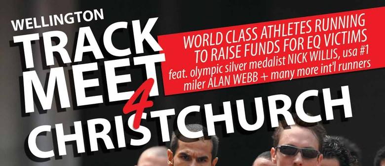 Track Meet 4 Christchurch