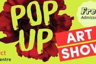 Franklin Arts Festival Pop-Up Art Show