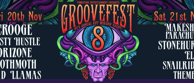 Groovefest 8