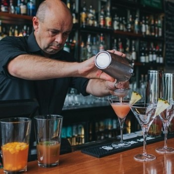 Progressive Cocktail Evening