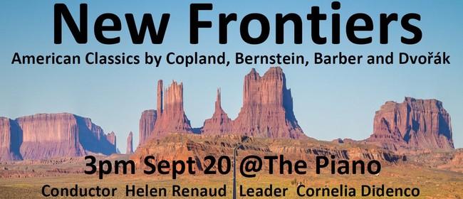 New Frontiers - Resonance Ensemble