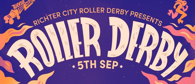 Roller Derby - Wellington's Richter City back to the track