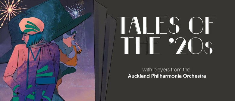 Tales of the 20s - Chamber Music NZ