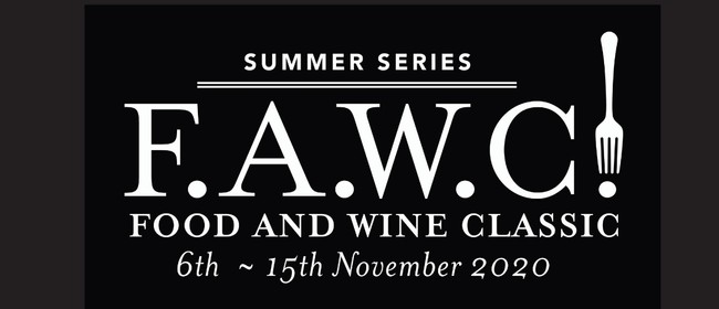 F.A.W.C! Champagne, Chardonnay, Cabaret
