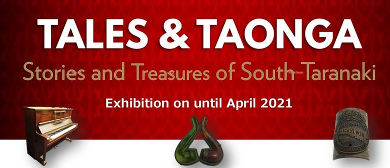 Tales & Taonga Exhibition