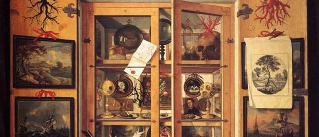 A Cabinet of Curiosities: Tiny Lectures