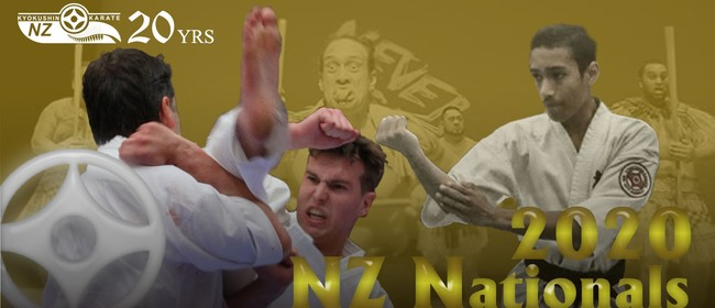 2020 New Zealand Kyokushin Nationals: POSTPONED