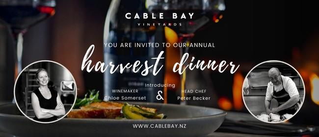 2020 Harvest Dinner