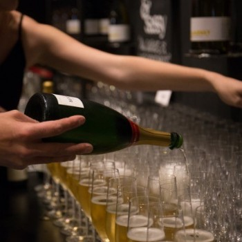 Champagne, Chardonnay, Cabaret